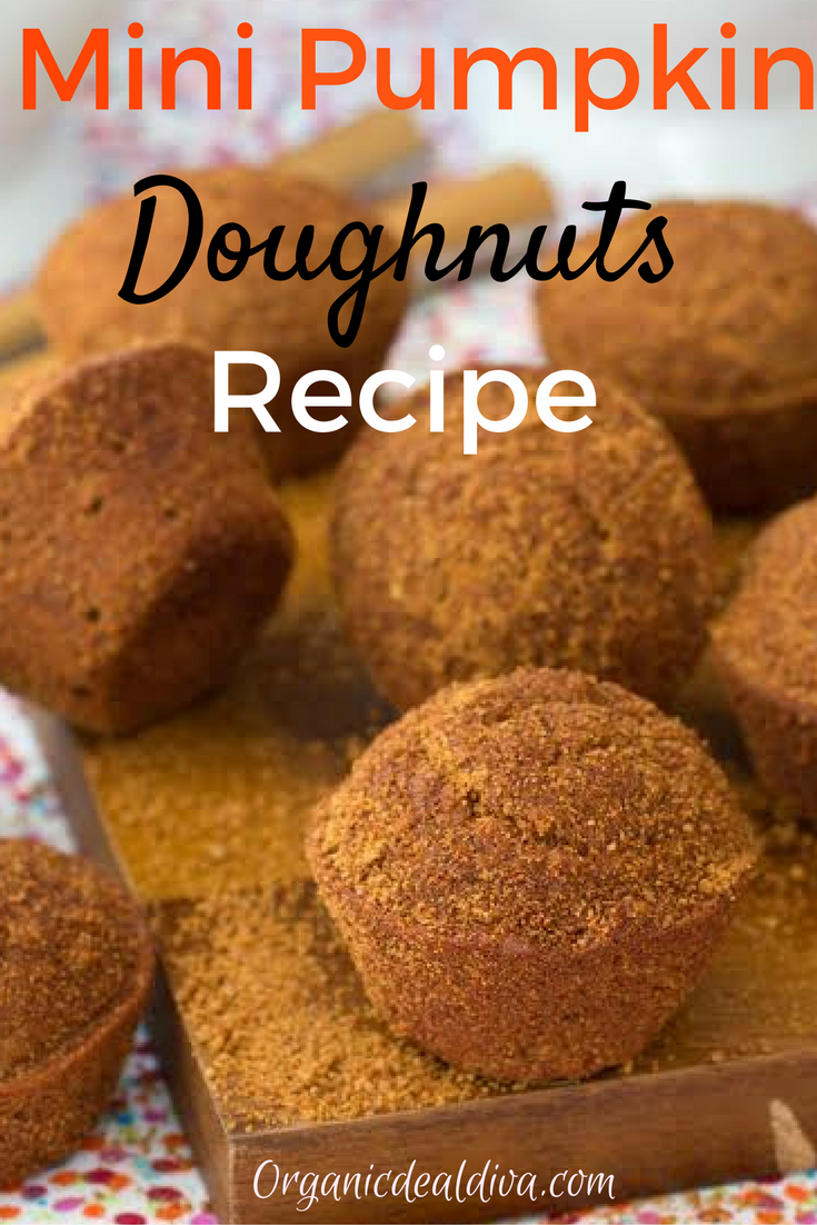 fall-mini-pumpkin-doughnuts-recipe