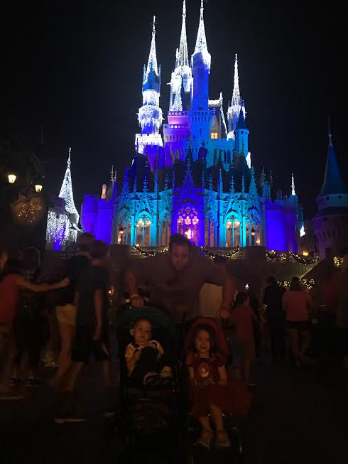 Disney World's Mickey's Christmas Party